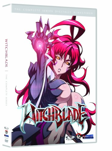 Witchblade Box Set (Viridian Collection)
