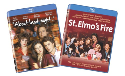 About Last Night / St Elmo's Fire [Blu-ray]