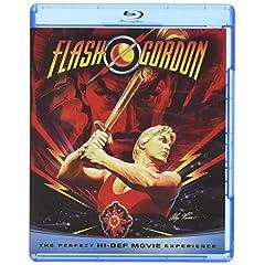 Flash Gordon [Blu-ray] (1980)