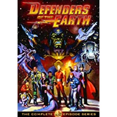 Defenders of the Earth - The Complete 65 Episode Series