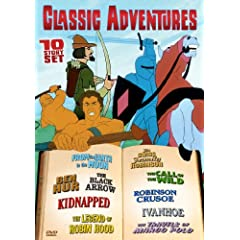 Classic Adventures - 10 Story Set