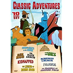 Classic Adventures - 10 Story Set