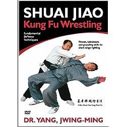 Kung Fu Wrestling - Shuai Jiao DVD (YMAA grappling)
