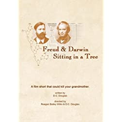 Freud And Darwin Sitting In A Tree
