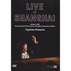 Live in Shanghai October 4 2005 (2pc)