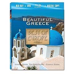 Best of Europe: Beautiful Greece [Blu-ray]