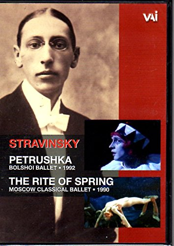 Petrushka / The Rite of Spring
