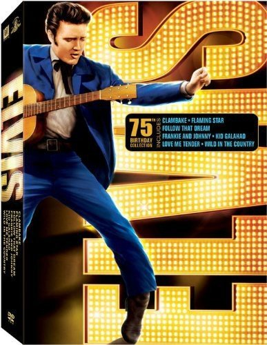 Elvis 75th Birthday Collection (7pc) (Ws Dub)
