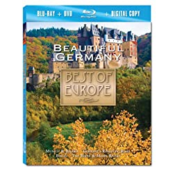 Best of Europe: Beautiful Germany [Blu-ray]