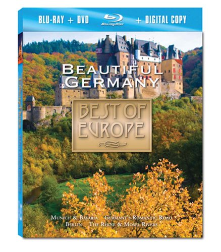 Best of Europe: Beautiful Germany [Blu-ray]