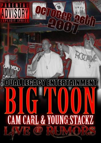 Big Toon Live At Rumors 2007