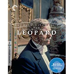 The Leopard (Criterion Collection) [Blu-ray]