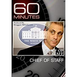 60 Minutes - Chief of Staff (March 21, 2010)