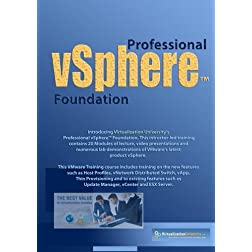 Professional vSphere Foundation 4 DVD Collection