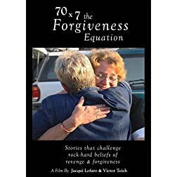 70 x 7 the Forgiveness Equation