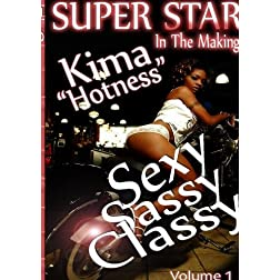 "KIMA - ""Super Star In The Making"""