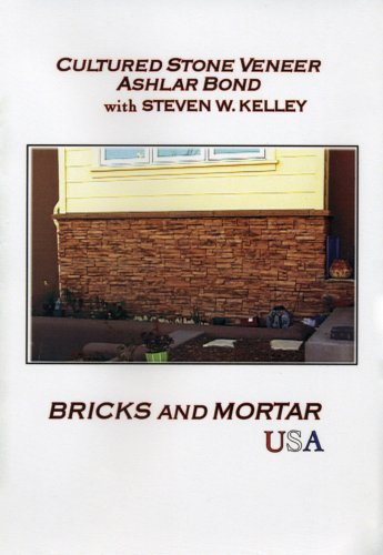 Cultured Stone Veneer Ashlar Bond with Steven W. Kelley