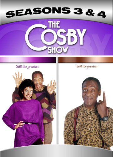 Cosby Show Seasons 3&4