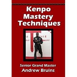 Kenpo Mastery Techniques