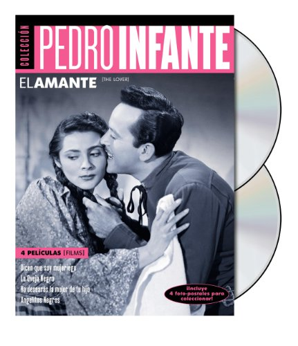 Coleccion Pedro Infante: El Amante (The Lover)