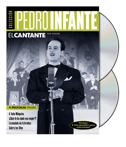 Coleccion Pedro Infante: El Cantante (The Singer)