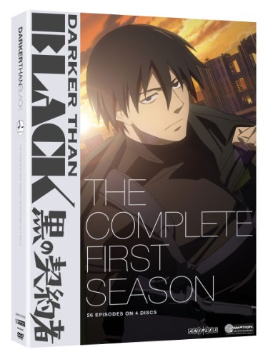 Darker Than Black: Complete First Season