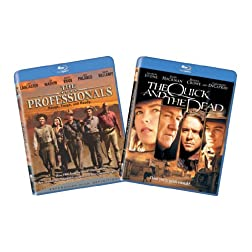 The Professionals / The Quick & The Dead [Blu-ray]