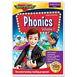 Phonics Volume I