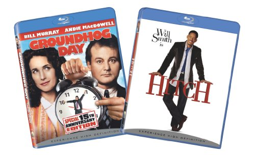 Groundhog Day / Hitch [Blu-ray]