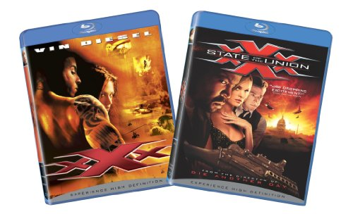 XXX / XXX: State of the Union [Blu-ray]