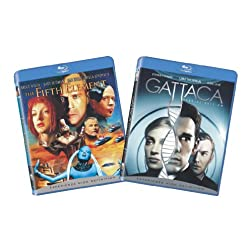 The Fifth Element / Gattaca [Blu-ray]
