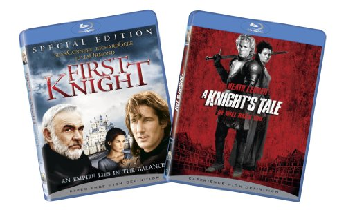 First Knight / A Knight's Tale [Blu-ray]