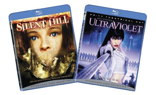 Silent Hill / Ultraviolet [Blu-ray]