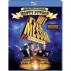 Not the Messiah [Blu-ray]