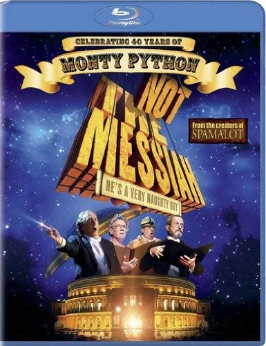 Not the Messiah [Blu-ray]
