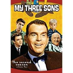 My Three Sons: Season Two, Vol. 2