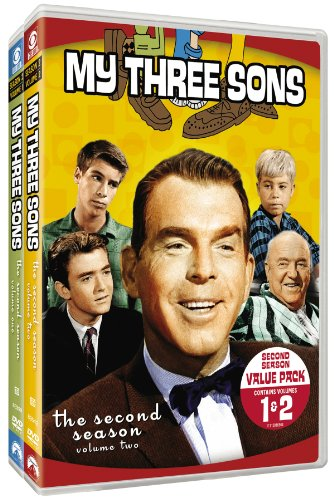 My Three Sons: Season Two, Vols. 1 & 2