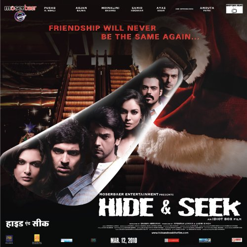 Hide & Seek (New Thriller Hindi Film / Bollywood Movie / Indian Cinema DVD)