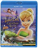 Tinker Bell & Great Fairy Rescue Blu