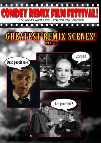 Tony Trombo's: GREATEST REMIX SCENES! (Part 2, Rated PG-13)