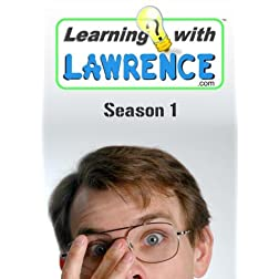 Learning with Lawrence - Season 1 DVD