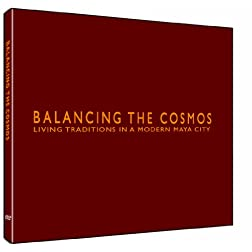 Balancing the Cosmos - Living Traditions in a Modern Maya City: Santiago Atitlán on Lake Atitlán, Guatemala, a contemporary Mayan city of shamans, cofradias, shamanic ritual and a god called Maximon.