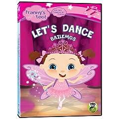 Franny's Feet: Let's Dance