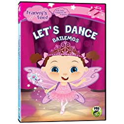 Franny's Feet: Let's Dance