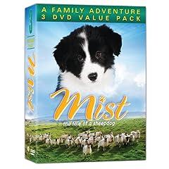 Mist: Sheepdog Tales (3 DVD Value Pack)