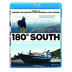 180 South: Conquerors of the Useless [Blu-ray]