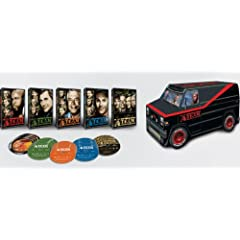 The A-Team: The Complete Series (Limited Edition Box Set)