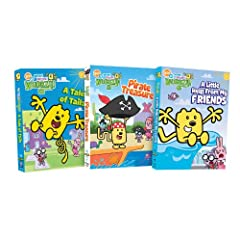 Wow! Wow! Wubbzy! Bundle (A Tale of Tails /   A Little Help from My Friends / Pirate Treasure)