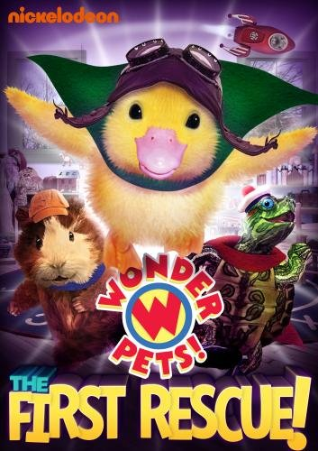 Wonder Pets: The First Rescue!