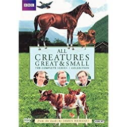 All Creatures Great & Small 1 (4pc) (Rpkg Slim)